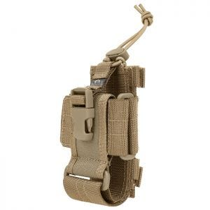 Maxpedition Radio Sheath Large Khaki