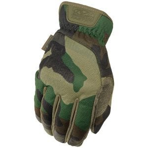 Mechanix Wear FastFit Gloves Woodland