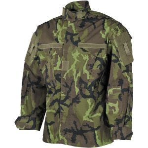 MFH ACU Ripstop Field Jacket Czech Woodland