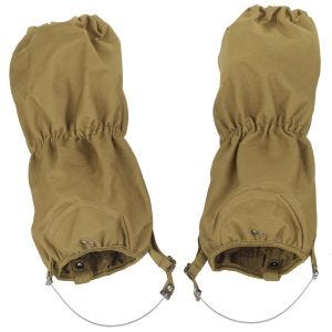 MFH Gaiters Brown