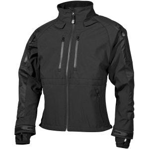 MFH Protect Softshell Jacket Black