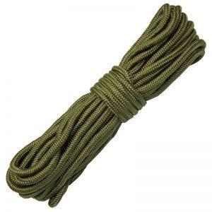 Mil-Com 3mm Purlon Rope Olive