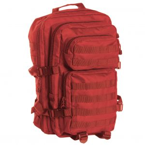 Mil-Tec MOLLE US Assault Pack Large Red