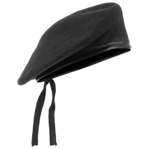 Mil-Tec Beret Black