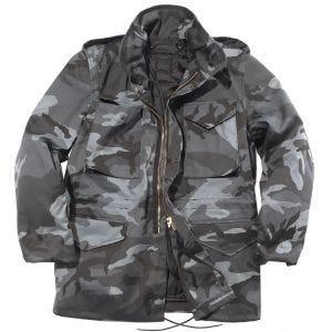 Mil-Tec Classic US M65 Jacket Dark Camo