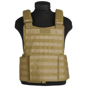 Mil-Tec Modular Padded Vest Coyote