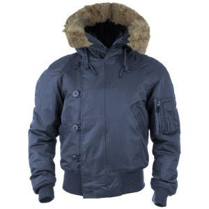 Mil-Tec N-2B Flight Jacket Navy