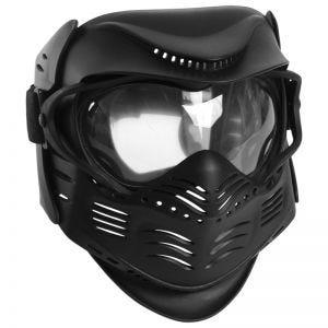 Mil-Tec Paintball Mask Black