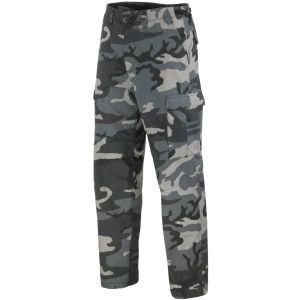 Mil-Tec BDU Ranger Combat Trousers Dark Camo