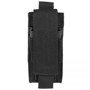 Mil-Tec Single Pistol Magazine Pouch Black