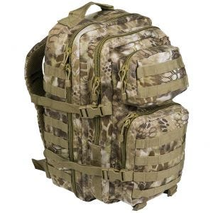 Mil-Tec MOLLE US Assault Pack Large Mandra Tan