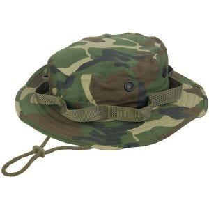 Mil-Tec GI Boonie Hat Woodland