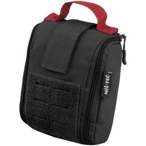 Mil-Tec IFAK Pouch 25-Pieces Laser Cut Black