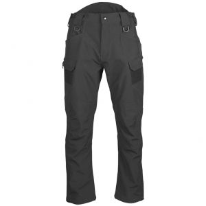 Mil-Tec Assault Softshell Pants Black