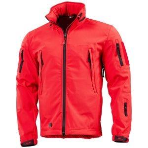 Pentagon Artaxes Softshell Jacket Red