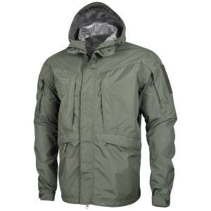 Pentagon Monsoon Rain-Shell Jacket Grindle Green