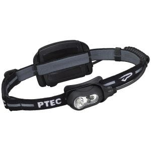 Princeton Tec Remix Rechargeable Headlamp White LED Black Case