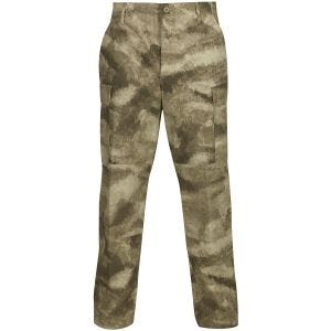 Propper BDU Trousers Button Fly Polycotton Ripstop A-TACS AU