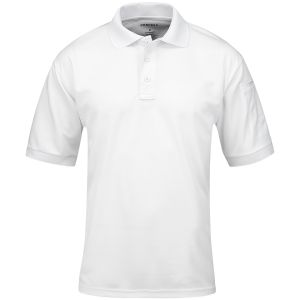 Propper Men's Uniform Short Sleeve Polo White