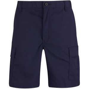 Propper BDU Shorts Polycotton Ripstop Dark Navy