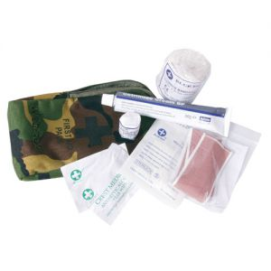 Web-Tex Small First Aid Kit DPM