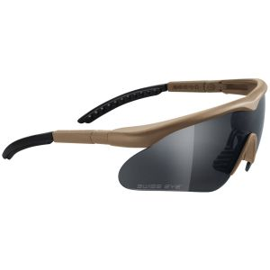 Swiss Eye Raptor Glasses Coyote Frame