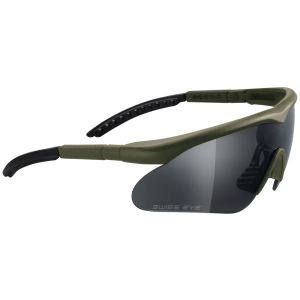 Swiss Eye Raptor Glasses Olive Frame