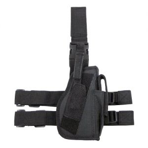MFH Right Leg Holster Black