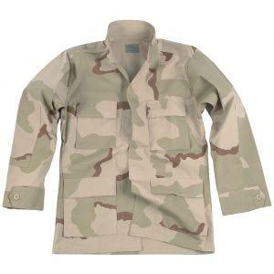 Teesar BDU Shirt Ripstop 3-Colour Desert