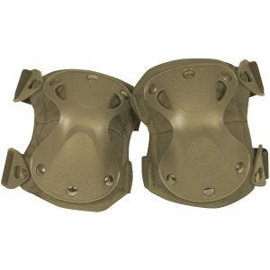 Viper Knee Pads Hard Shell Coyote