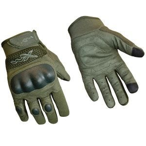 Wiley X Durtac SmartTouch Gloves Foliage Green