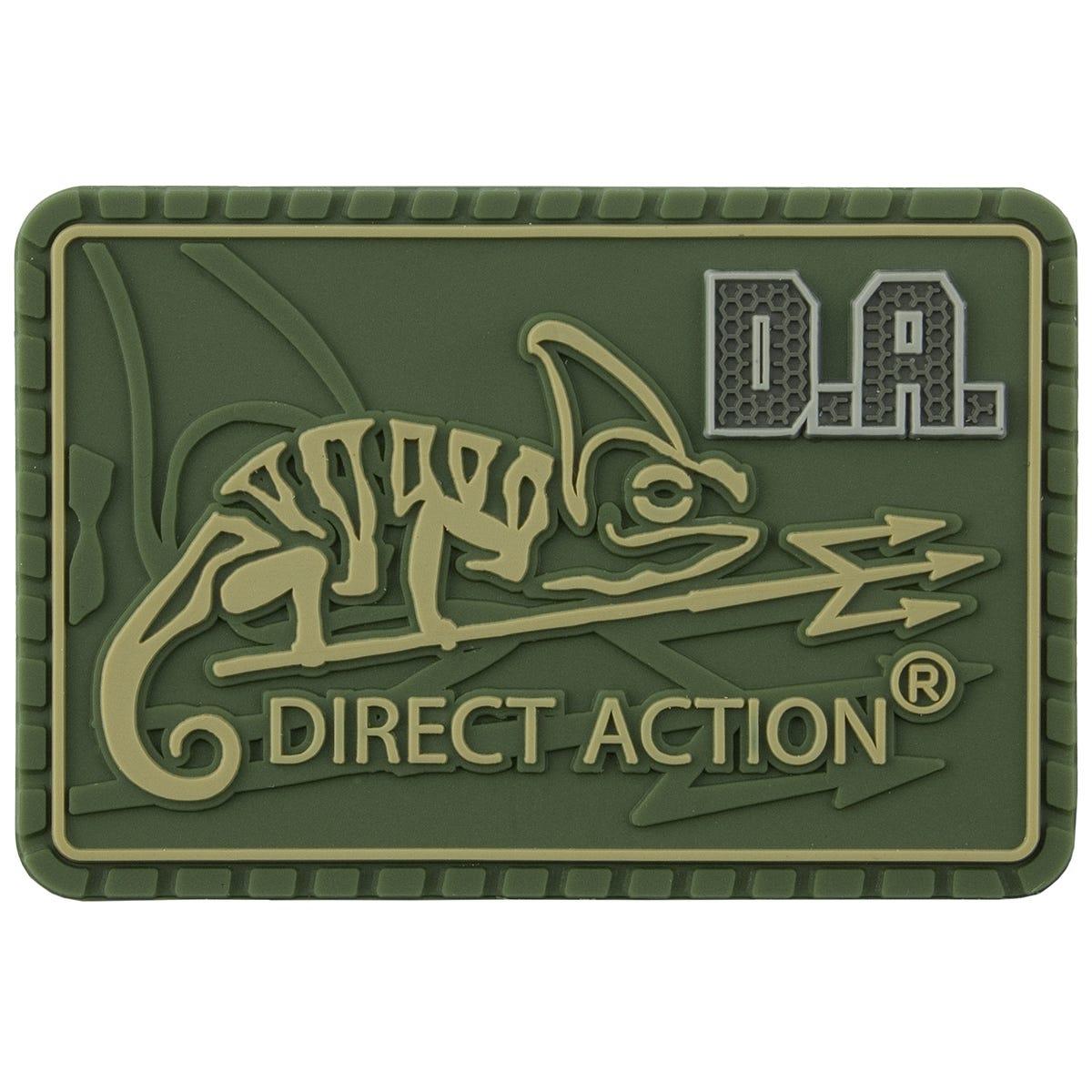 Afbeeldingsresultaat voor DIRECT ACTION   logo